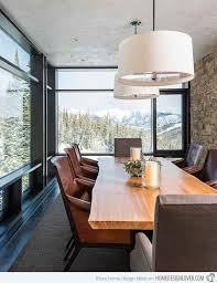 Home Usa Design Group The Mountain Modern House Mirrors Nature U0027s Beauty In Montana Usa