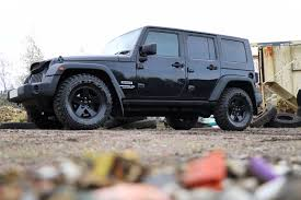 jeep rubicon all black introducing our seeker all black edition jeep wrangler styled by