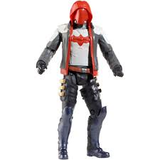 dc comics red hood action figure walmart com