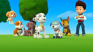 sounds paw patrol video clips compilation