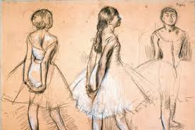 module 2 figure drawing inspired by degas rhhsart com