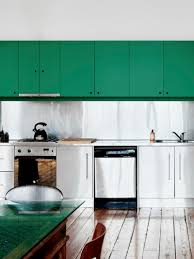 best true white for kitchen cabinets 11 green kitchen cabinet paint colors we swear by