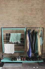 Galvanized Pipe Clothes Rack 50 Best Clothes Racks Images On Pinterest Clothing Racks Diy