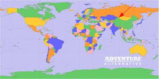 Himalayan Mountains Map World Mountain Map Pointcard Me