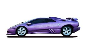 Lamborghini Veneno Purple - lamborghini hire rent with supercar experiences