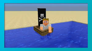 Standing Flag Banners Pirate Ship In Minecraft Using Armor Stands And Banners Xatlor