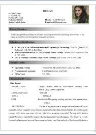 18 resume format monster resume format for job pdf 30 free