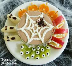 22 of the best healthy halloween snack ideas for kids