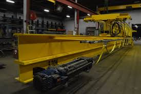 telescoping cranes and cantilevered bridges cranewerks
