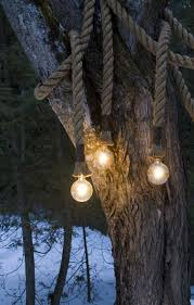 Landscape Lighting Supplies Atelier 688 Interiors Inspired By The Outdoors Rope Lighting