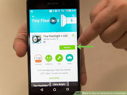 free flashlight apps for android how to use an android as a flashlight 12 steps with pictures
