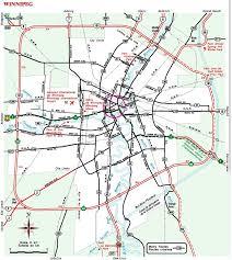 winnipeg map winnipeg map