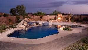 Backyard Pools By Design Home Design - Custom backyard designs