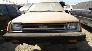toyota california junkyard find 1986 toyota tercel station wagon the truth about cars