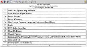 2003 buick rendezvous radio wiring diagram wiring diagram and