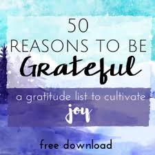 my gratitude list a positive psychology worksheet to cultivate