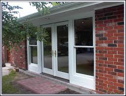 Sliding Patio Door Dimensions Peachtree Fiberglass Sliding Patio Doors Sliding Doors Design
