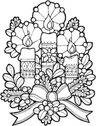 coloring pages to print out for christmas coloring pages
