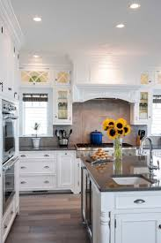decor natural wood custom range hoods for cool kitchen decoration