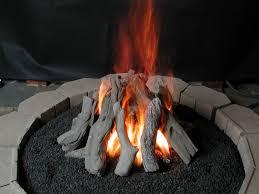 Firepit Logs Duraflame Logs Outdoor Propane Pit Dollar General Target Real