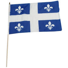 Manitoba Flag Canadian Stick Flags