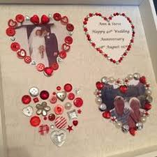 40th wedding anniversary gift ideas pin by demetra manigault on parents anniversary 40th