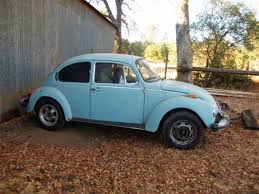 blue volkswagen beetle for sale 1974 volkswagen super beetle for sale classiccars com cc 994691