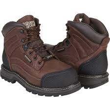 s deere boots sale free shipping gravel gear waterproof 6in steel toe work boots