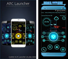 apk laucher arc launcher free apk version 4 1 apptech