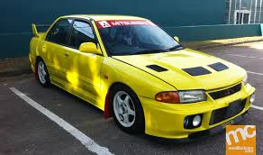 mitsubishi gsr modified modified mitsubishi lancer evo iii 2 0 1995 modified cars fun