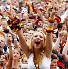 Wm Wohnzimmer Union Berlin Public Viewing In Berlin Zur Fußball Weltmeisterschaft 2014