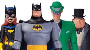 new batman the animated series figures unveiled