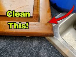 best product to clean grease from wood cabinets the best way to clean kitchen cabinets before painting in 2020