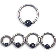surgical steel earrings buy piercing boutique surgical steel bcr captive bead ring hoop