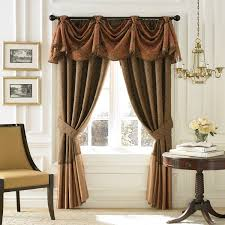decor inspiring interior home decor ideas with scarf valance