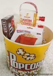 popcorn gift baskets gordmans gift basket ideas 25 plus a giveaway