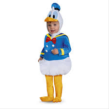 toddler halloween clothes donald duck prestige infant costume disney baby