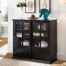 dining room glass cabinet storage cabinets display ikea room glass cabinet image with regard