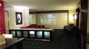 2 Bedroom Suites In Las Vegas by 1 Bedroom King Suite Elara Las Vegas Youtube