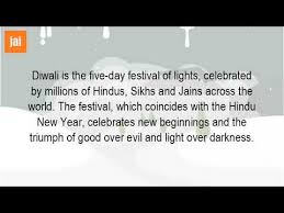 what is deepavali all about