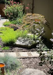 lava rock garden lava rock landscaping goodbye mulch home ideas