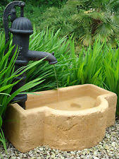 outdoor water feature ebay