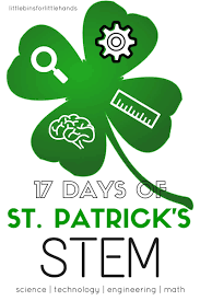 st patricks day science activities and experiments for kids stem