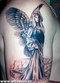 guardian angel tattoo designs for men eemagazine com