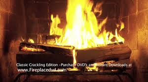 fireplace crackling yule log in hd 1080p free youtube