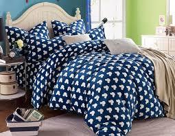 Boys Duvet Cover Full Plush Mickey Mouse Bedding Sets Queen Full Size Fleece Comforter