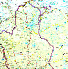 Country Maps Large Big Map And Flag Of Norway All Country Maps Flags Travel