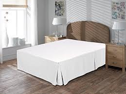 Platform Bed Skirt - utopiadeals
