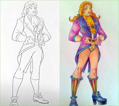 coloring book pictures gone wrong pants coloring book corruptions
