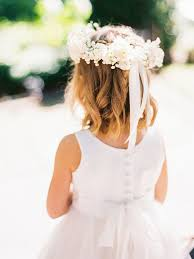 flower girl hair 14 adorable flower girl hairstyles